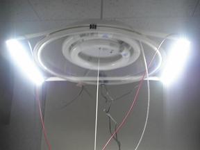 低価格LEDライト自作