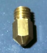 ホットエンドノズル0.4mm