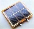 小型太陽電池ミニソーラーパネル